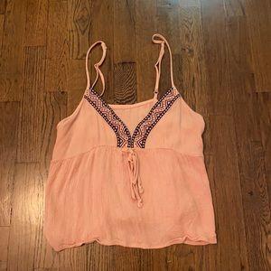 💖Forever 21 Pink V-neck Cami